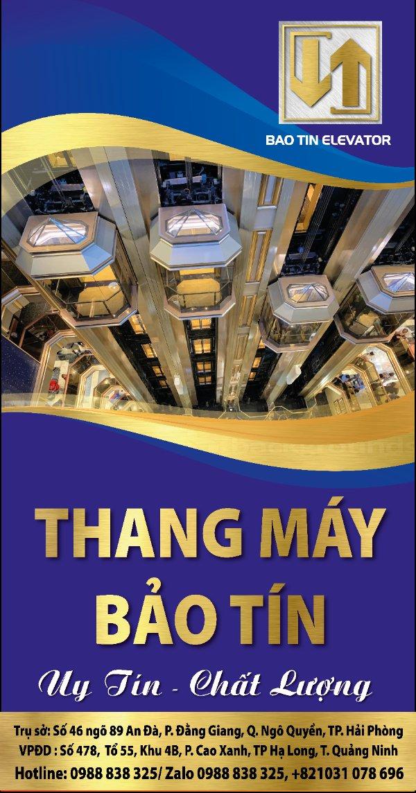 Công Ty TNHH Thương Mại Dịch Vụ Thang Máy Bảo Tín