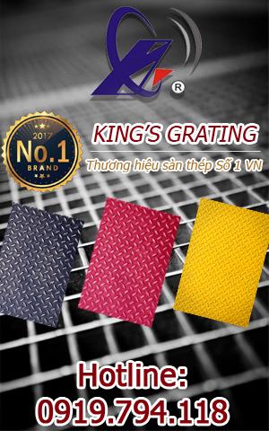 Công Ty TNHH King ꞌs Grating