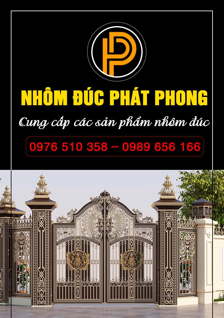 CÔNG TY CỔ PHẦN NHÔM ĐÚC PHÁT PHONG