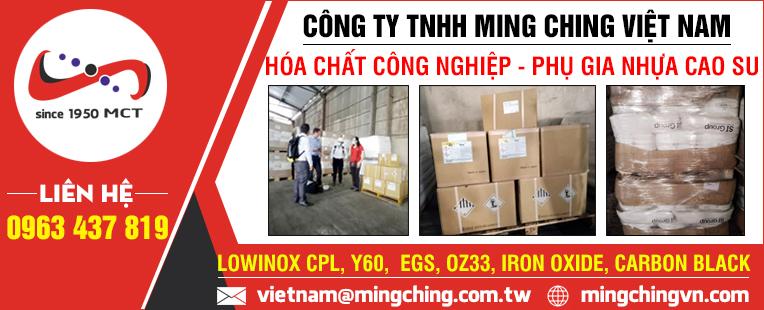 CÔNG TY TNHH MING CHING VIỆT NAM