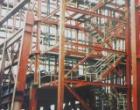 Chế tạo các loại kết cấu thép