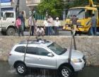 Cứu hộ ôtô ở Đường Láng