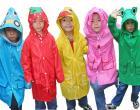 Quần áo mưa trẻ em