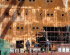 Sửa chữa tàu trên Dock