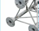 Cột Angten tam giác 300x300x3m