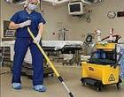 Dịch vụ vệ sinh bệnh viện, phòng khám