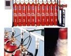 Hệ thống chữa cháy CO2 tự động