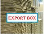 Hộp carton sóng xuất khẩu