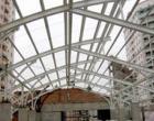 Kết cấu thép khung nhà xưởng, vòm, mái