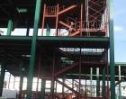Khung nhà thép
