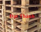 Pallet gỗ qua sử dụng