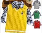 Quần áo dệt kim trẻ em