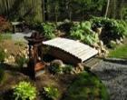Thi công tiểu cảnh, sân vườn Thi công trang trí ngoại thất Thiết kế thi công sân vườn
