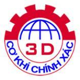 Công Ty Cổ Phần Cơ Khí Chính Xác 3D