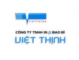 Công Ty TNHH In Bao Bì Việt Thịnh