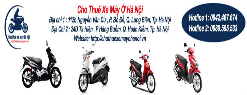 Công Ty Cho Thuê Xe Máy Văn Chính