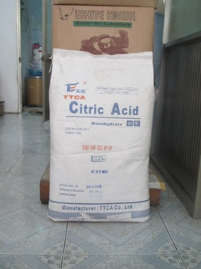 Acid Citric ( bột chua )