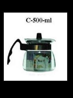 Ấm thủy tinh 0,5 L