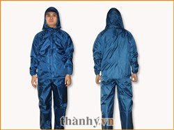 Áo mưa bộ 2 lớp