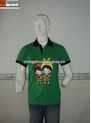 Áo thun đồng phục áo lớp, nhóm, Fan, club