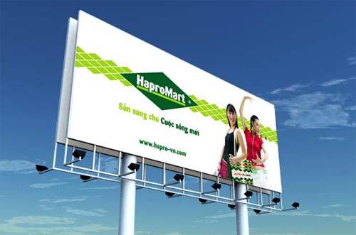 Bảng hiệu, Pano, Billboard