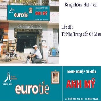Bảng nhôm Eurotile
