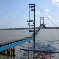 Băng tải cầu cảng cố định