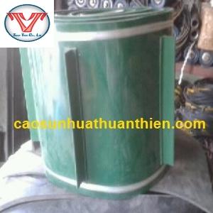 Băng tải PVC dán gân T