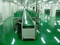 Băng tải PVC ngành giày dép