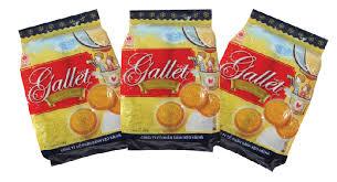 Bánh bơ GALLET