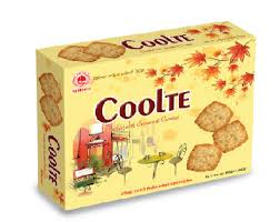 Bánh mặn vừng dừa COOLTE