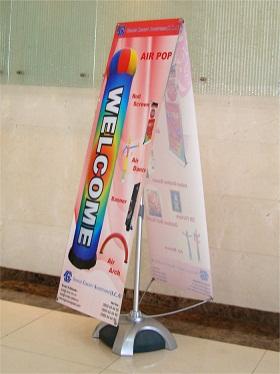 Banner Đứng Loại Đặc Biệt