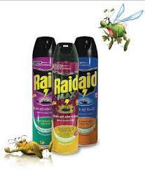 Bao bì bình xịt muỗi