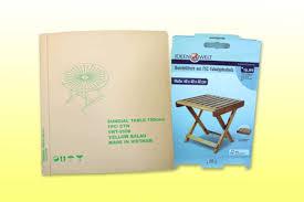 Bao bì carton ngành gỗ