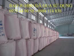 Bao container, Bao PP Dệt
