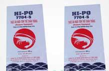 Bao PP dệt thức ăn thủy sản