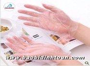 Bao tay nylon, bao tay nhựa