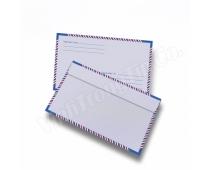 Bao thư bưu điện (sọc xéo)