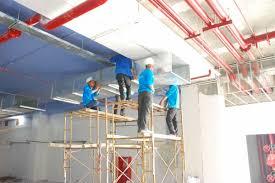 Bảo trì hệ thống phòng cháy chữa cháy