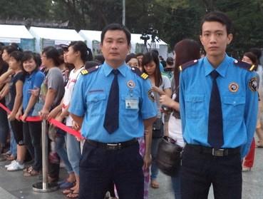 Bảo vệ an ninh