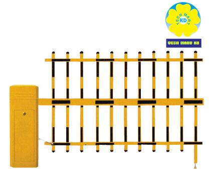 Barrier dạng rào chắn đôi