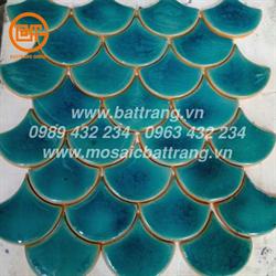 Gạch mosaic gốm theo thiết kế