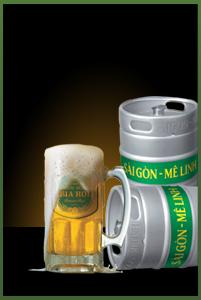 Bia hơi Sài Gòn - Mê Linh
