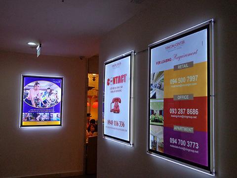 Biển LED quảng cáo