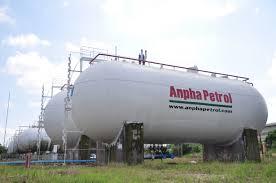 Bình chứa khí gas hóa lỏng