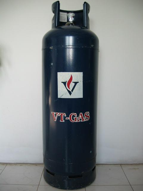 Bình Gas 45kg 2 van