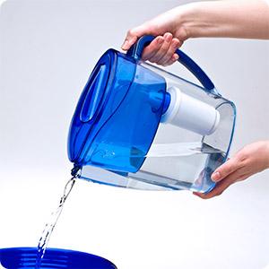 Bình lọc nước để bàn Geyser
