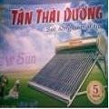 Bình năng lượng mặt trời Tân Thái Dương