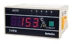 Bộ điều khiển nhiệt độ hiển thị 5 điểm nhiệt độ