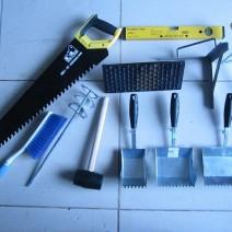 Bộ dụng cụ xây gạch nhẹ